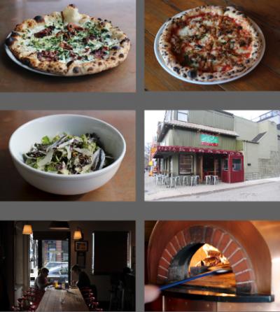 Philadelphia Pizziarias