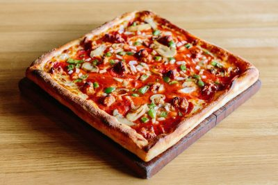Santucci's Pizza Fundraising