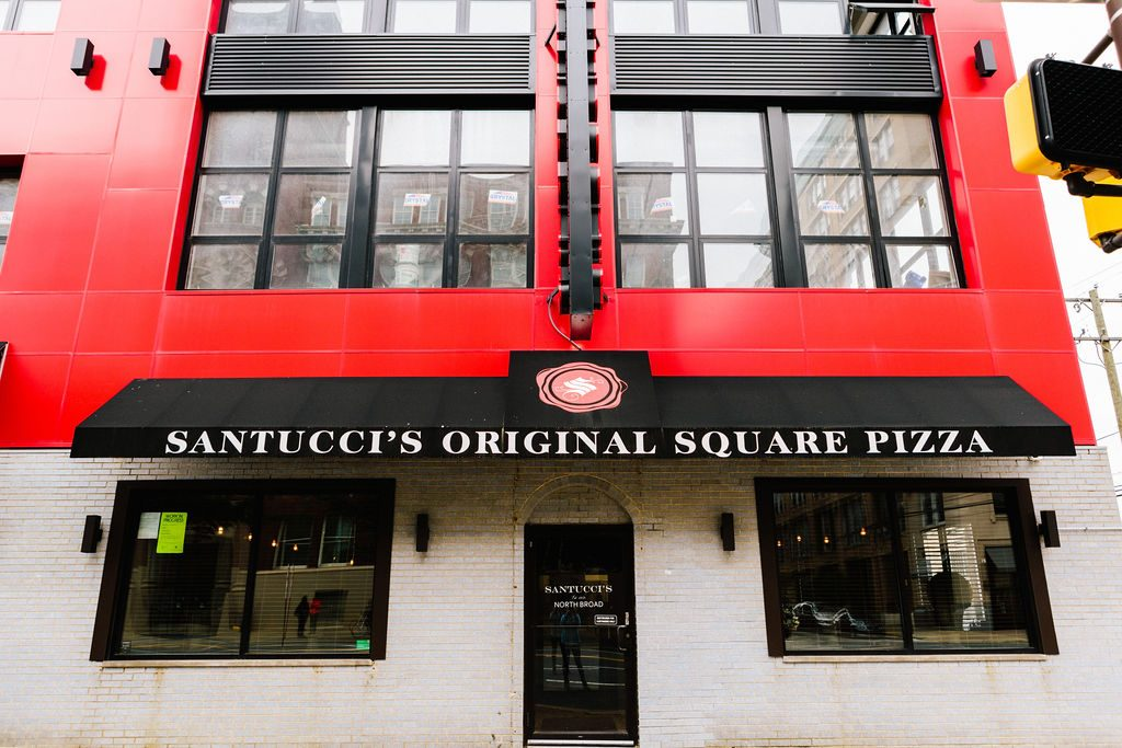 Santucci's Pizza North Broad Street Philadelphia, PA